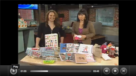 Breakfast Television Winnipeg Made-in-Canada Children's Products