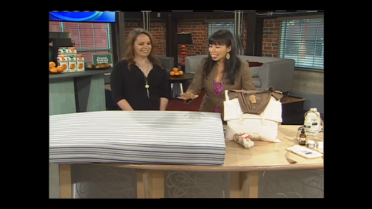 Breakfast Television Winnipeg: More Canadian-Made Kids Products