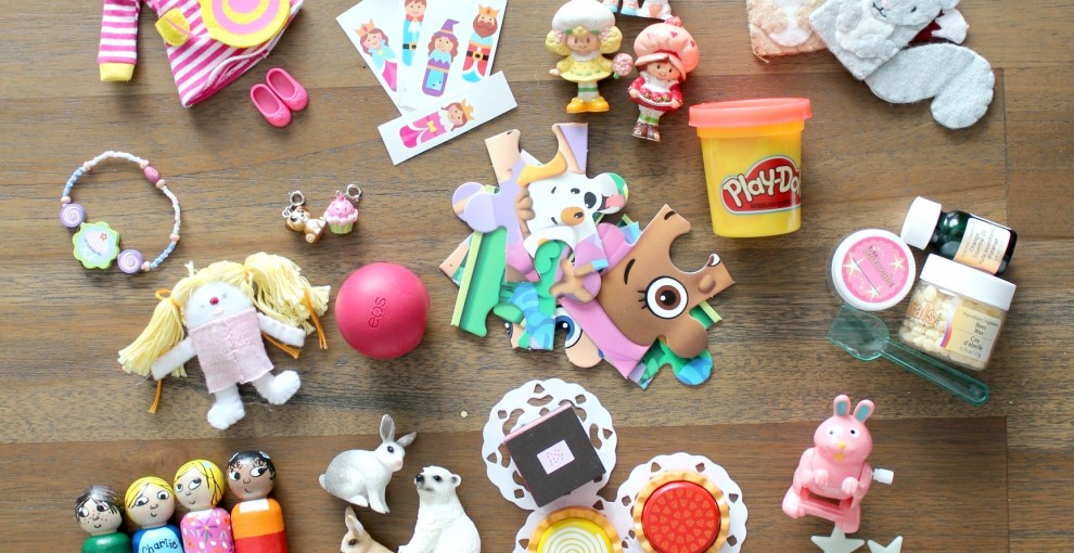 27 non-candy Easter egg stuffer ideas for pre-schoolers